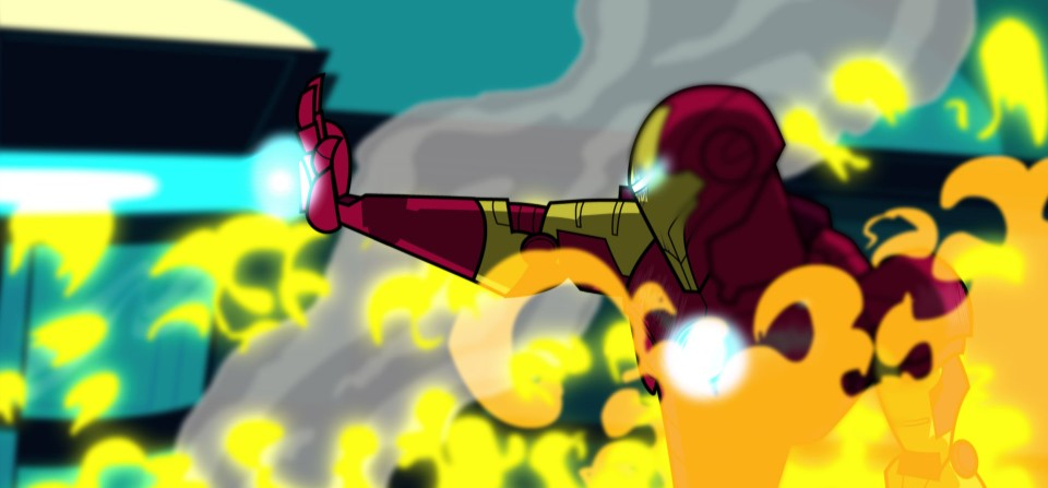 Iron Man (Animated Series)